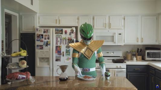 LIFE AFTER POWER RANGERS is an Interesting Fan Video of a Power Ranger Trying to be a Normal Person