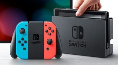 Nintendo Switch:  le système passe en version 3.0.0