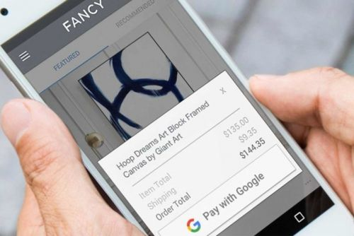 What is Pay with Google, where can it be used and how do you use it?