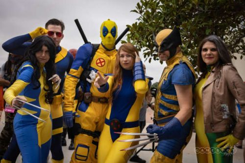 Comic-Con 2018: Best SDCC Cosplay - Captain Marvel, Skyrim, X-Men, More