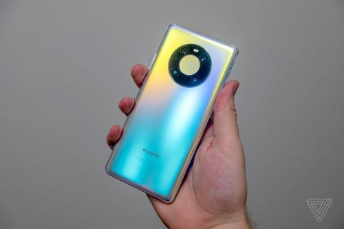 Here's our first look at Huawei's Mate 40 Pro