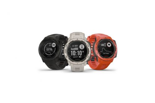 Outdoor Smartwatch Garmin Instinct Unveiled, Costs $299
