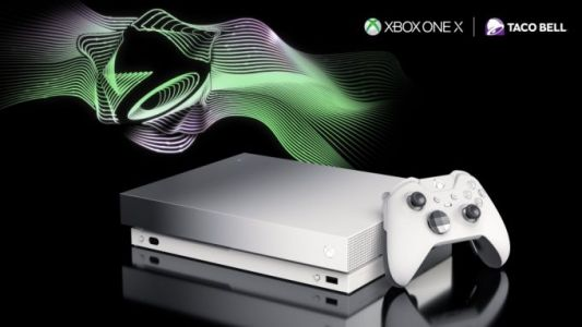 There's a Taco Bell Xbox One X and it'll make you hungry