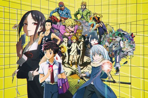 The Best Anime of 2019: an ongoing list