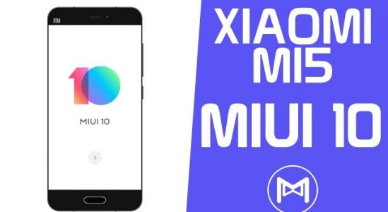 MIUI 10 arrives for Xiaomi Mi5, Redmi 6 and Redmi 6A