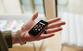 The Palm phone is a phone for your, er, phone