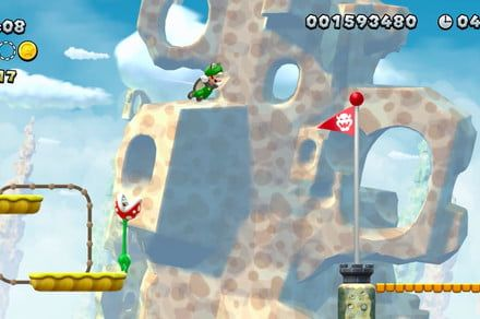 All of the secret exits and world skips in 'New Super Luigi U'