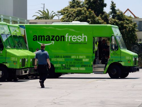 Some Amazon Fresh customers are slamming the grocery-delivery service over disappearing and ruined orders, and it raises questions about its future