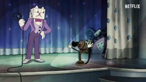 Here's the first clip from Netflix's 'The Cuphead Show!'