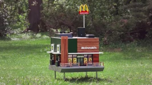 World's Smallest McDonald's Is Now Open