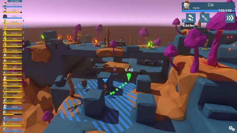 'Mind Over Mushroom' Offers Free-Roaming Tactical Battles Against Fungal Foes