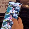 Wow! Samsung Galaxy S10+ pictured being used in public, someone's in trouble