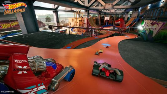 Get Ready to Race at the Skatepark in HOT WHEELS UNLEASHED