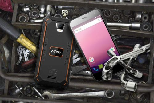 Video:  Rugged Nomu S10 Pro drop test