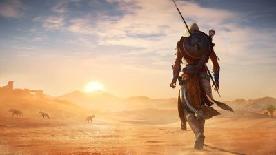 Gamescom 2017: ASSASSIN'S CREED ORIGINS Gets A New Trailer!