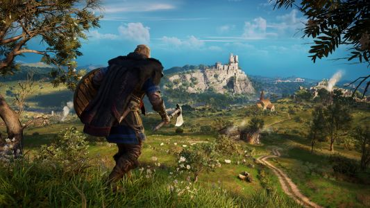 Assassin's Creed Valhalla Siege of Paris release date might've just been leaked