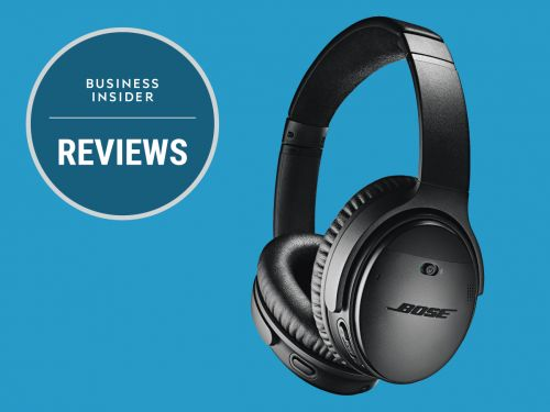 Bose's $350 noise-cancelling headphones are a must-have if you want to live in a quieter world -and they sound great, too