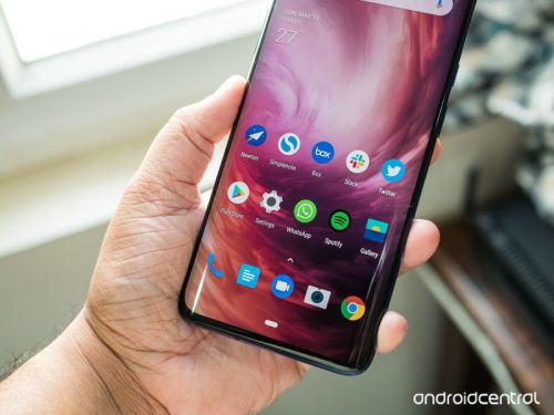 How to activate navigation gestures on OnePlus 7 Pro