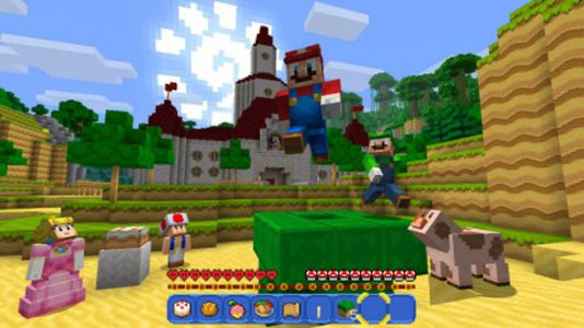 You Can Now Transfer Your Minecraft Save From Wii U To Switch