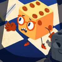 Witch-craft: How Dicey Dungeons balances chance and predictability