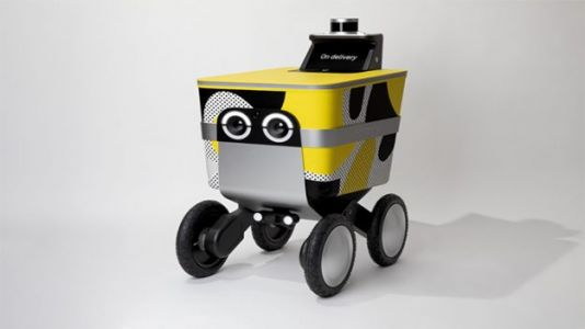 Postmates' New Adorable Robot Will Bring You Deliveries