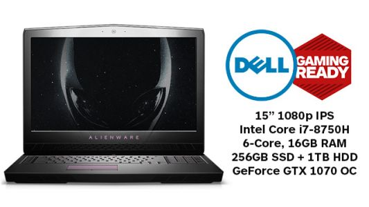 Daily Deals: Crazy Price on Alienware Intel 6-Core GTX1070 Laptop, 20% off Madden NFL 19