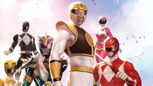 BOOM! Studios Announces New POWER RANGERS Comic