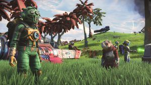 No Man's Sky 'Next' Expansion Includes What the Game Should Have Had at Launch