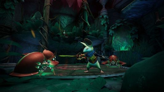 Top rated VR game Moss gets Twilight Garden update for all VR platforms