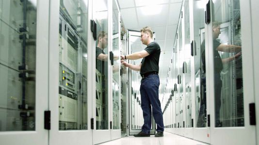 Cooling data centres when water is scarce