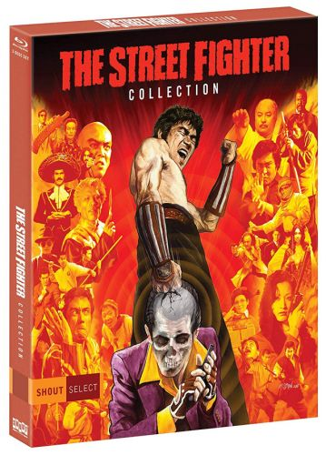'The Street Fighter Collection' Blu-ray Coming in March