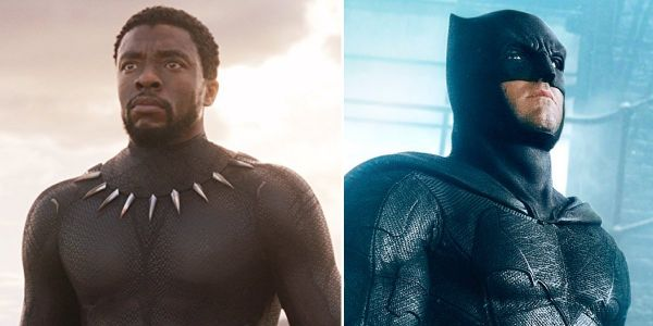 'Black Panther' has made more money in the US than 'Justice League' after just 4 days
