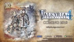 Strategy RPG Valkyria Chronicles 4 is heading to Nintendo Switch in 2018