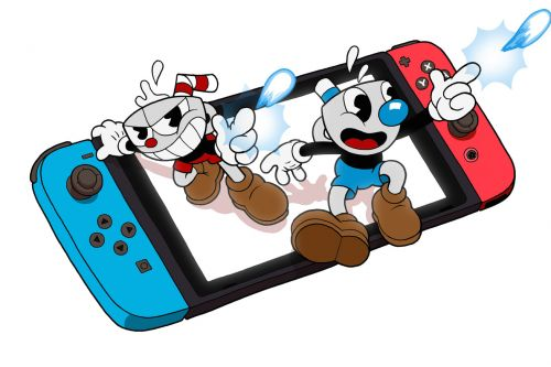 Cuphead is coming to the Nintendo Switch, with Xbox Live support coming