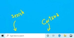 Microsoft to separate Cortana from search in upcoming Windows 10 update