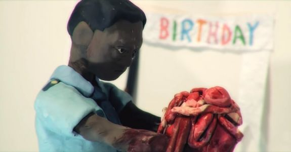 Lee Hardcastle Is Back With An Original Incredibly Gory Animation