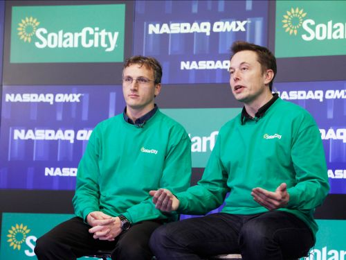 SolarCity, which is now owned by Tesla, will pay $29.5 million to settle allegations that it lied to the government