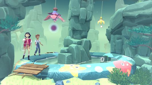 Surreal adventure game 'The Gardens Between' is coming to Switch
