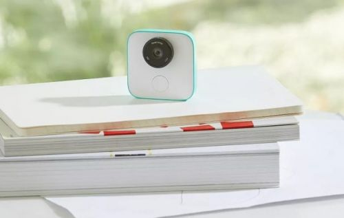 Google Clips camera launch nears, drops by FCC