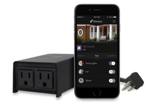 IDevices Outdoor Switch review: A premium smart outlet you can use in the yard