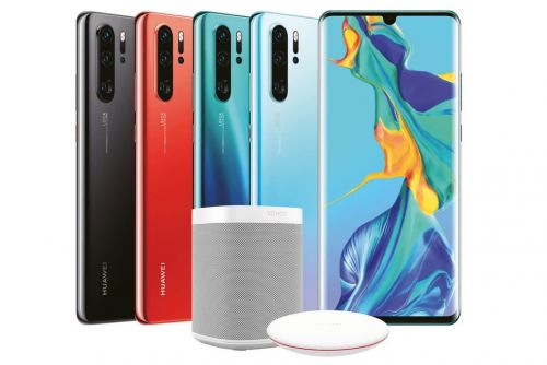 Buy a Huawei P30 or P30 Pro and Get a Free Sonos One Speaker Worth £199 Today