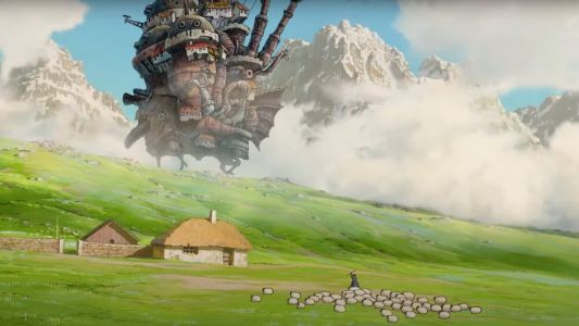 Enjoy 30-Minutes of Relaxing Visuals From The Films of Studio Ghibli
