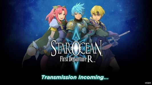 Star Ocean First Departure R Heading To PS4, Switch