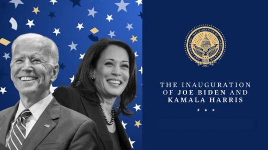 Watch the inauguration of Joe Biden and Kamala Harris live right here