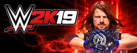 Now Available on Steam - WWE 2K19