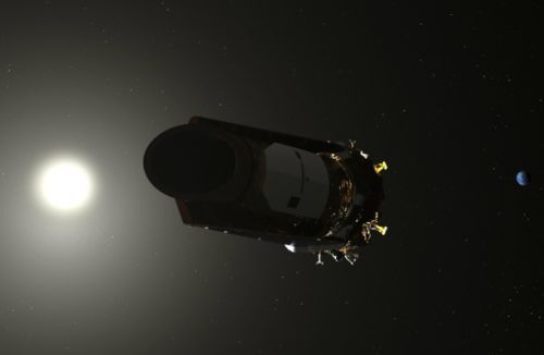 Here's now NASA said goodbye to the Kepler space telescope
