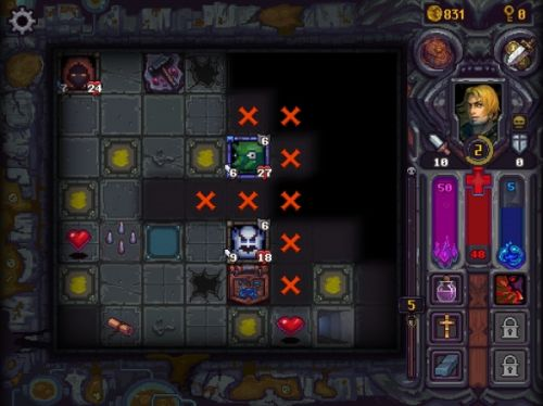 This year developer INNOTEG finally gave Runestone Keeper an Android release