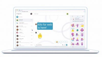 Google's Allo chat app finally arrives on the web, with a few catches