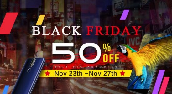 Great Black Friday deals on Gearbest for CUBOT phones