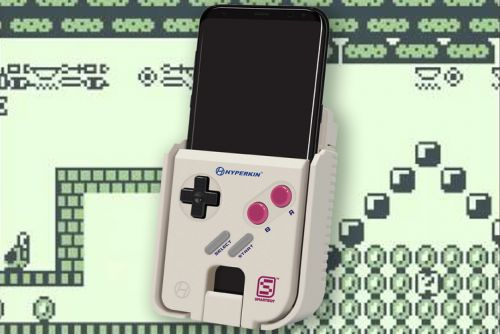Turn your Android phone into a Game Boy for £50, Smart Boy now available